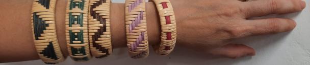 taller de fer braçalets de tireta